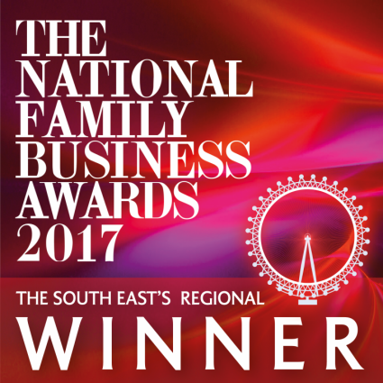 Longcroft Luxury Cat Hotel Award Winner - national Family Business Awards