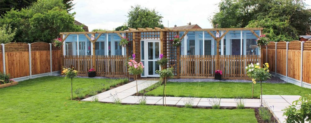 Longcroft Luxury Cat Hotel Romford Cattery