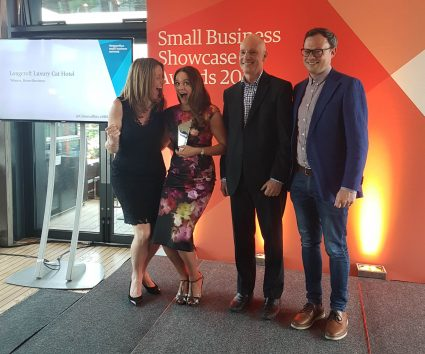 The Guardian Small Business Showcase Awards 2016 winners Longcroft