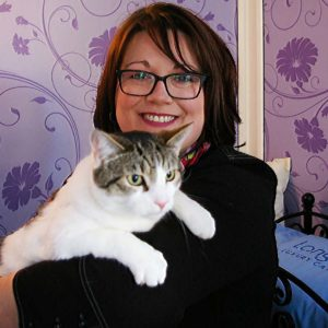 Lou Jones Longcroft Luxury Cat Hotel Flitwick Bedfordshire