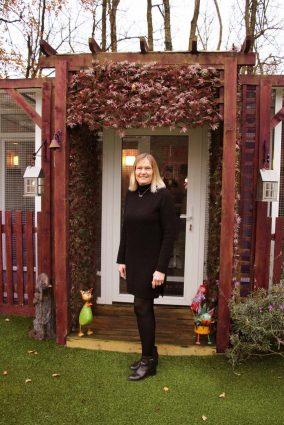 Gill Reynolds, Longcroft Luxury Cat Hotel